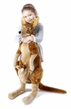 Melissa & Doug Kangaroo and Joey Plush