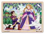 Melissa & Doug Princess Jigsaw Puzzle 24 Piece