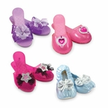 Melissa & Doug Step In Style! Dress-Up Shoes