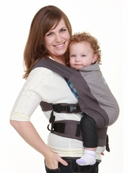 Moby GO Carrier Gray