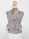 Moby Wrap Lotta Jansdotter Cotton Carrier Blomster