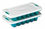 Munchkin Click Lock Fresh Food Freezer Trays - 2 Pk