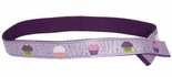 Myself Belts Girl's Cupcake Ribbon Belt