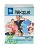 Nasopure Refill Kit For Nasal Wash Solutions