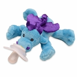 Paci-Plushies Shakies Dimples Dragon