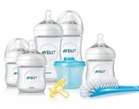 Philips Avent Natural Infant Starter Gift Set