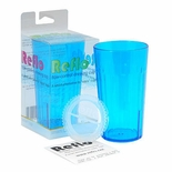 Reflo Smart Cup Alternative To Sippy Cup Blue