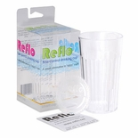 Reflo Smart Cup Alternative To Sippy Cup Clear