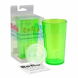 Reflo Smart Cup Alternative To Sippy Cup Green