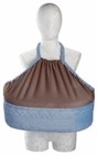 San Diego Bebe Eco-Nursing Pillow Blue