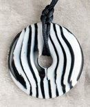 Smart Mom Zebra Pendant