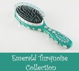 Smoobee Brush And Stickers Emerald Turquoise Collection