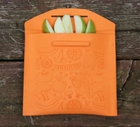 spbang Reusable Lunch Bag for Sandwich or Snacks Mango