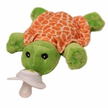 Paci-Plushies Shakies Tickle Turtle