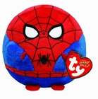 Ty Beanie Ballz Spiderman Super Hero Plush Toy