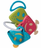 Vulli Chan Pie Gnon Rattle Keys and Teether