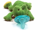 Wubbanub Pacifier Toy Green Frog
