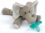 Wubbanub Pacifier Toy Elephant