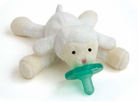 Wubbanub Pacifier Toy Little Lamb