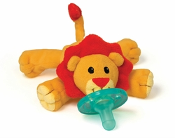 Wubbanub Pacifier Toy Little Lion