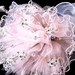 Alluring Crystal Bead Bridal Bouquet 283