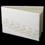 Bead Lace Guest Book 767