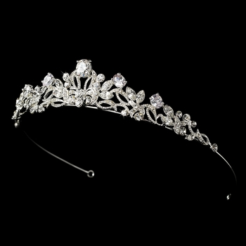 * Beautiful Bridal Tiara HP 8114