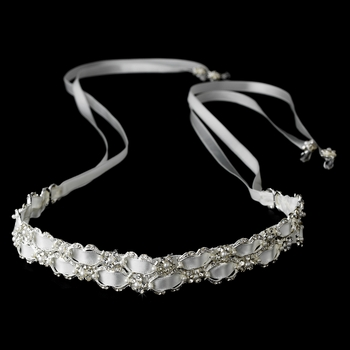Bridal Ribbon Headband HP 6467