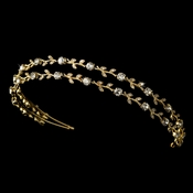 Bridal Vine Tiara HP 1003 ( Gold or Silver )