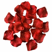 Burgundy Rose Petals (100 Count) #7