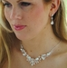 Couture Pearl & Crystal Jewelry Set NE 7609