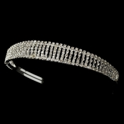 * Crystal Bridal Headband HP 1021