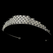 * Crystal & Rhinestone Bridal Tiara HP 6245 ***Discontinued***