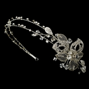 Crystal Side Ornament Headband HP 8104