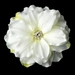 * Diamond White Jeweled Delphinium Clip 432