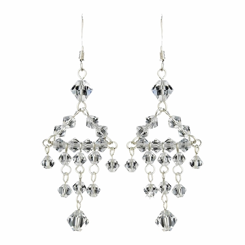 * Earring 8266 Silver *Only 2 Left*