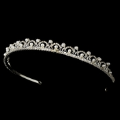 Fairy Tale Tiara HP 5767 (Silver or Gold)