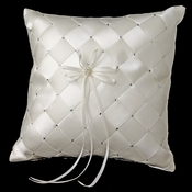 Hand Woven Ring Pillow 786
