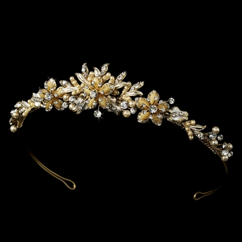 Headpiece 8100 Gold Rum
