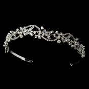 Light Blue Bridal Tiara HP 392 ***Discontinued***