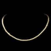 Necklace 220 Champagne (Silver Or Gold)