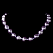 Necklace 8325 Purple ** 3 Left **