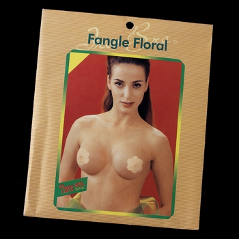 Fangle Floral Nipple Covers