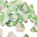 Off-White with Green Tip Petals (100 Count) #21