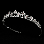 Pink Winter Snowflake Tiara HP 5439