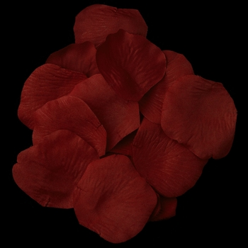 Red Rose Petals (100 Count) #5