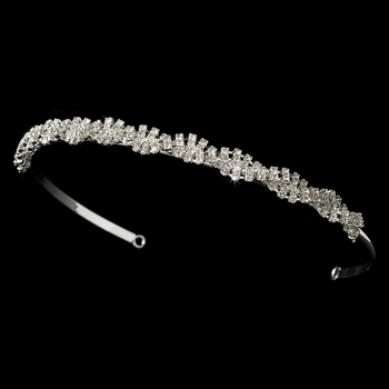 Rhinestone Bridal Headband HP 218