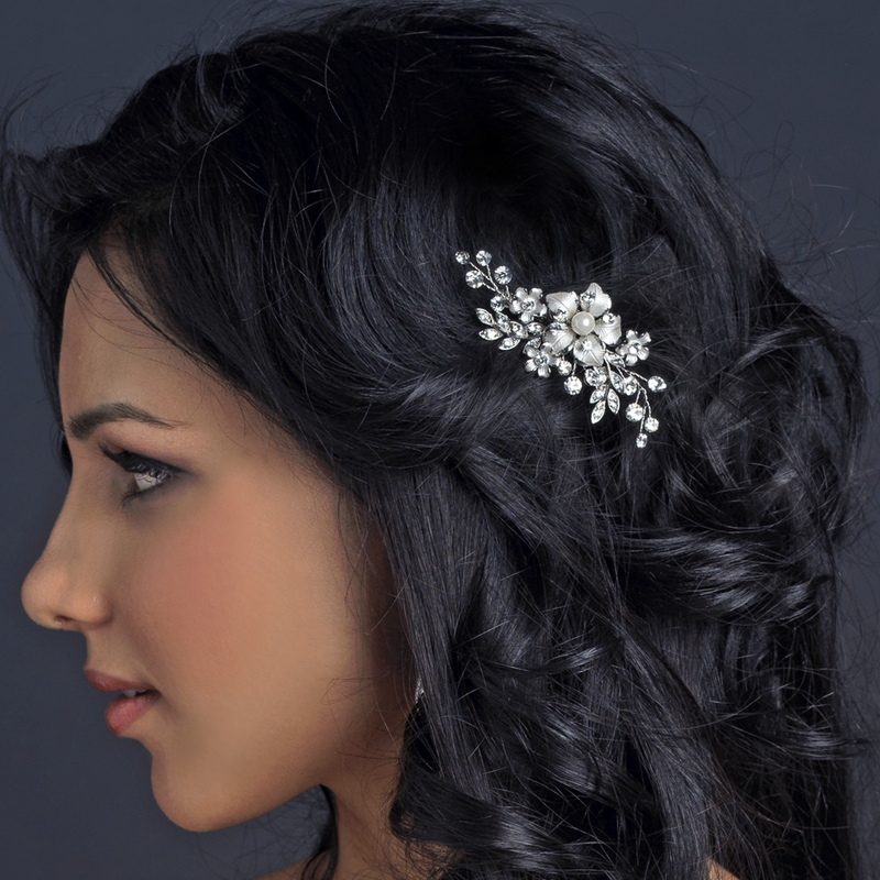 bridal comb for weddings