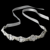 * Bridal Ribbon Headbands on Closeouts
