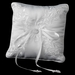 Ivory Ring Pillow RP 88